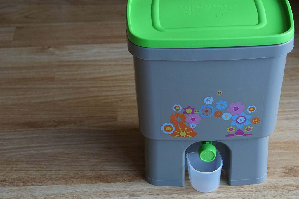 Kompostieren Mit Einem Bokashi Eimer In Der Stadtwohnung