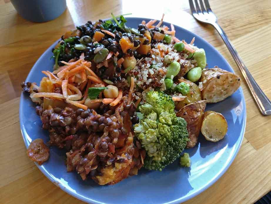 Salatbar Dublin