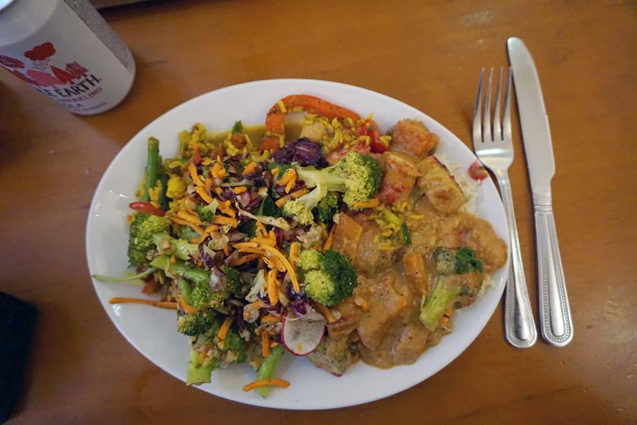 Restaurant vegan Dublin