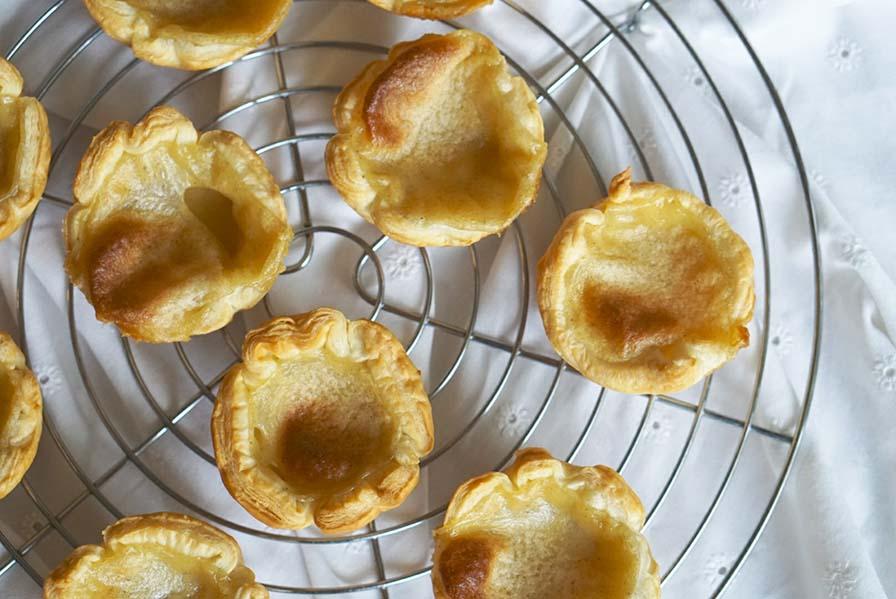 Rezept Fur Vegane Pasteis De Nata Portugiesische Vanilletortchen